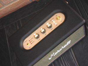 Marshall Kilburn portabler Bluetooth Lautsprecher