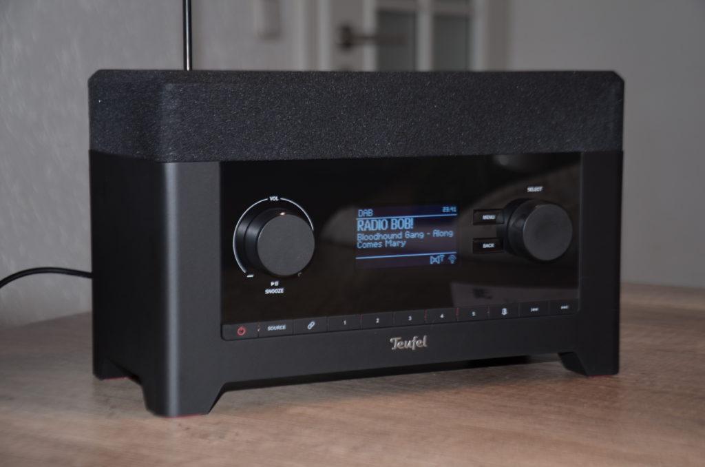 Teufel Radio 3sixty - ein Garant für tollen Klang Foto des Radio