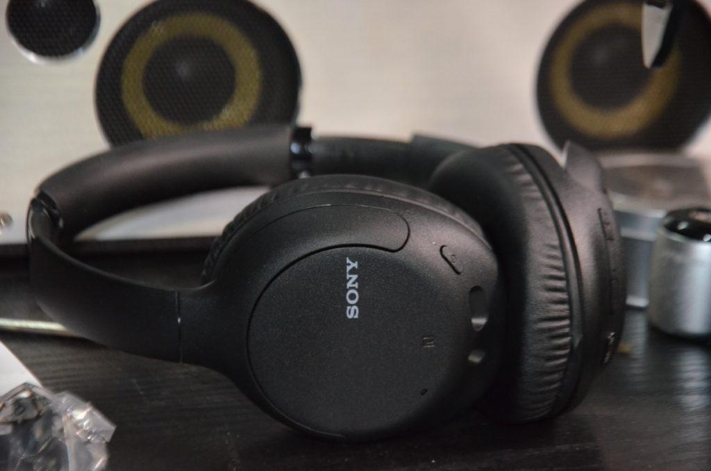 Schicke Präsentation bei Lieferung des Sony WH-CH710N kabellose Bluetooth Noise Cancelling Kopfhörer