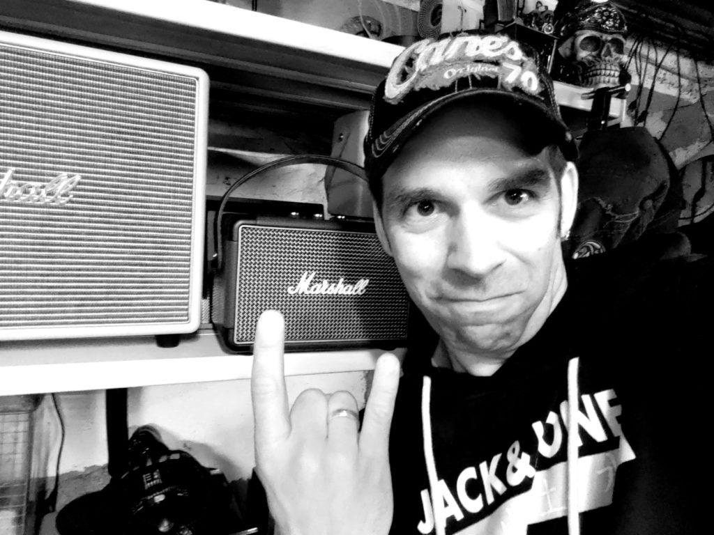 Marshall Kilburn II Tragbarer Lautsprecher